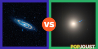 Which is the better galaxy