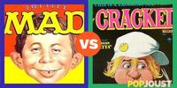 Which was the better satire magazine