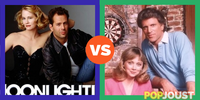 Which was the better 80s work romance