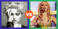 Who is the more famous pop star
