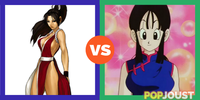 Who is the better fighting wife for a fighter