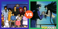 Which is the better underrated Rumiko Takahashi series