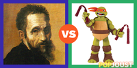 Who is the better Michelangelo