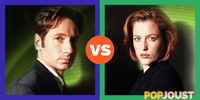 Who039s the better X-Files Special Agent