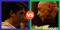 Which Whiplash character has the bigger ego