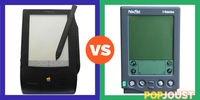 Which is the better retro PDA