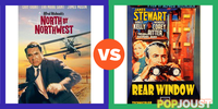 Which is the better Hitchcock film