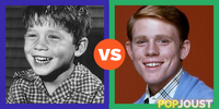 Who is the better Ron Howard character