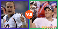 Which Manning has the better NFL career