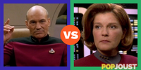 Who039s the better Star Trek captain