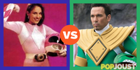 Which is the mightier Morphin Power Ranger