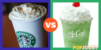Which is the better seasonal drink