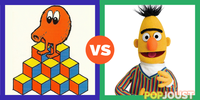 Who039s the better Bert