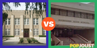 Which was the better 80s high school