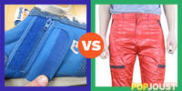 Which 03980s zippered fashion trend was more totally awesome
