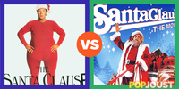 Which is the better Santa movie