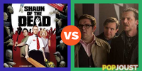 Which is the better Simon Pegg zombie movie