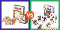 Which is the better classic Gamewright card game