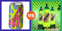 Which is the better fictional TV beverage