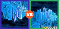 Which are the better cave formations