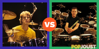 Who is the better drummer