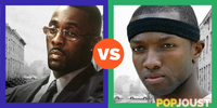Who was the more formidable character in the Wire