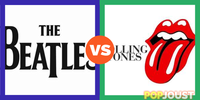 Battle Of The Bands-Beatles vs. Stones