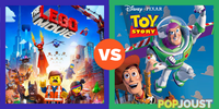 Which is the better toy-themed movie