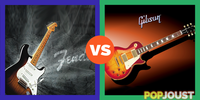 Which electric guitar had a greater impact on Rock 039n039 Roll