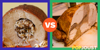 Which is the better alternative Thanksgiving dish