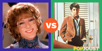 Which is the more iconic Dustin Hoffman role