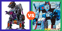 Who is the better titan class Transformer
