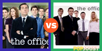 Which version of quotThe Officequot is better