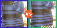 What color is the dress