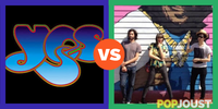 Which is the more affirmative band